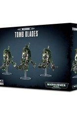 Games-Workshop Necrons Tomb Blades