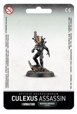 Games-Workshop Officio Assassinorum Culexus Assassin