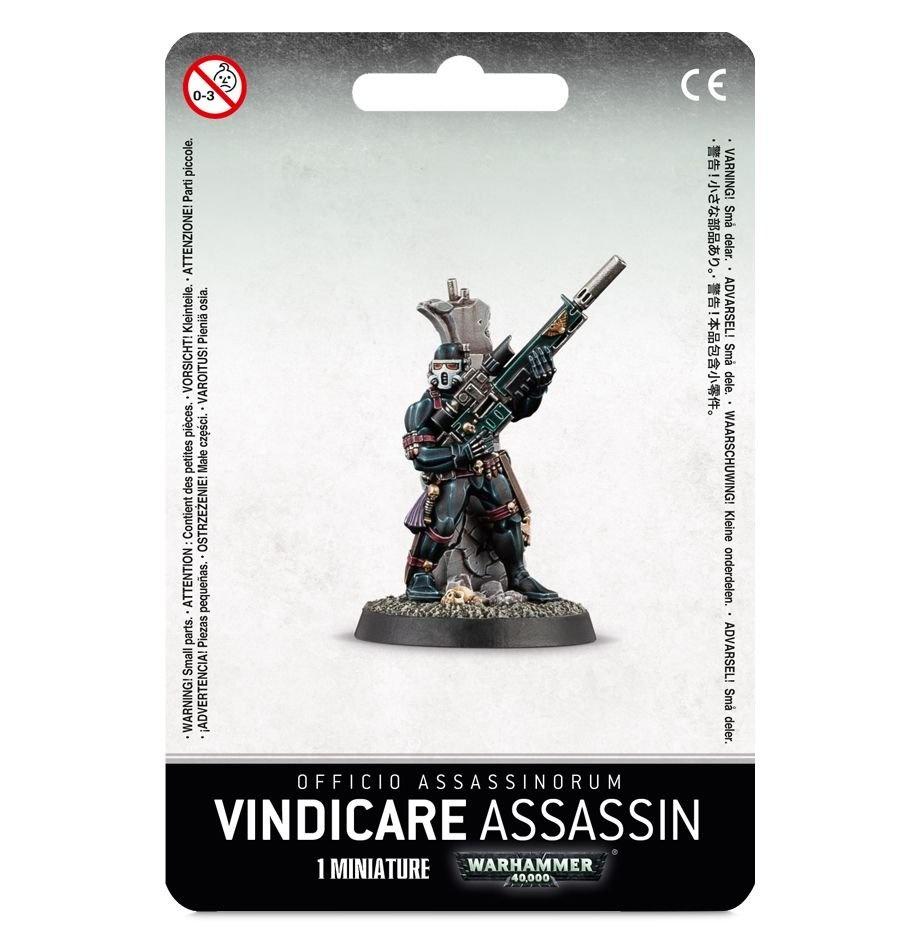 Games-Workshop Officio Assassinorum Vindicare Assassin
