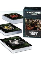 Games-Workshop Datacards: Orks (English)