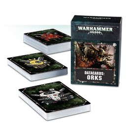 Games-Workshop Datacards: Orks (English)