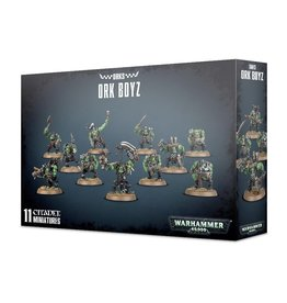 Games-Workshop Ork Boyz