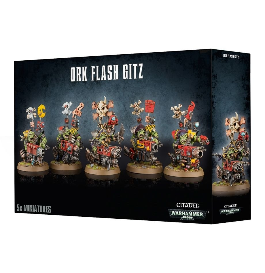 Games-Workshop Ork Flash Gitz
