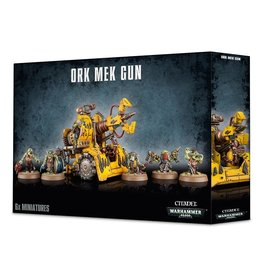 Games-Workshop Ork Mek Gun