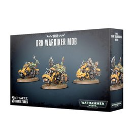 Games-Workshop Ork Warbiker Mob