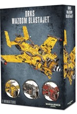 Games-Workshop Ork Wazbom Blastajet