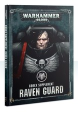 Games-Workshop Codex: Raven Guard (English)