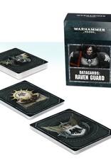 Games-Workshop Datacards: Raven Guard (English)