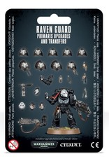 Games-Workshop Raven Guard Primaris Upgrades & Transfers