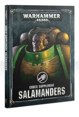 Games-Workshop Codex: Salamanders (English)
