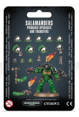 Games-Workshop Salamanders Primaris Upgrades & Transfrs