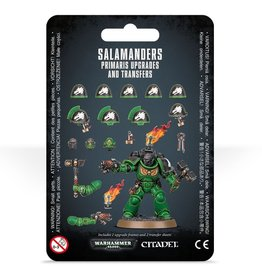 Games-Workshop Salamanders Primaris Upgrades & Transfrs