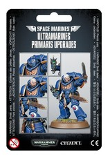 Games-Workshop Space Marine Ultramarines Primaris Upgrades