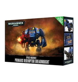 Games-Workshop Easy to Build Primaris Redemptor Dreadnought