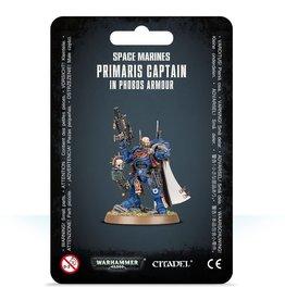 Games-Workshop Primaris Captain In Phobos Armour