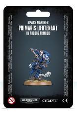 Games-Workshop Primaris Lieutenant In Phobos Armour