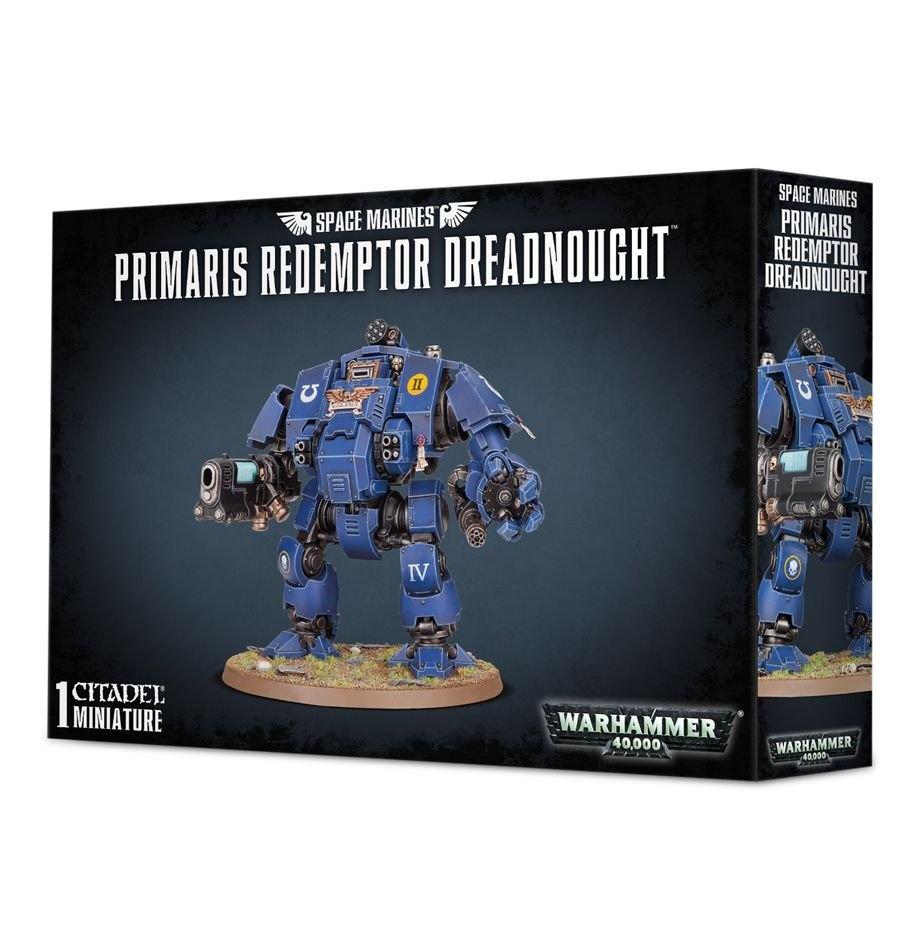 Games-Workshop Primaris Redemptor Dreadnought