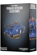 Games-Workshop Space Marine  Primaris Repulsor Executioner