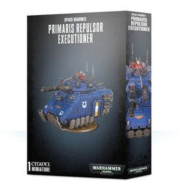 Games-Workshop Space Marine  Primaris Repulsor Executioner