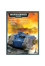 Games-Workshop Space Marine Land Raider Crusader/Redeemer