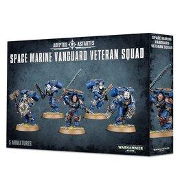 Games-Workshop Space Marine Vanguard Veteran Squad