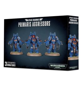 Games-Workshop Space Marines Primaris  Aggressors