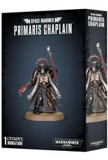 Games-Workshop Space Marines Primaris Chaplain