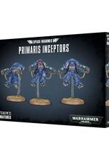 Games-Workshop Space Marines Primaris Inceptors