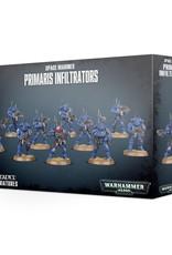 Games-Workshop Space Marines Primaris Infiltrators