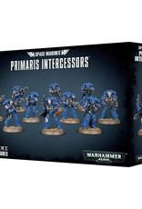 Games-Workshop Space Marines Primaris Intercessors