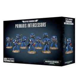 Games-Workshop Space Marines Primaris Intercessors