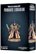 Games-Workshop Space Marines Primaris Librarian