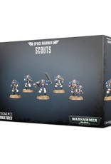 Games-Workshop Space Marines Scouts