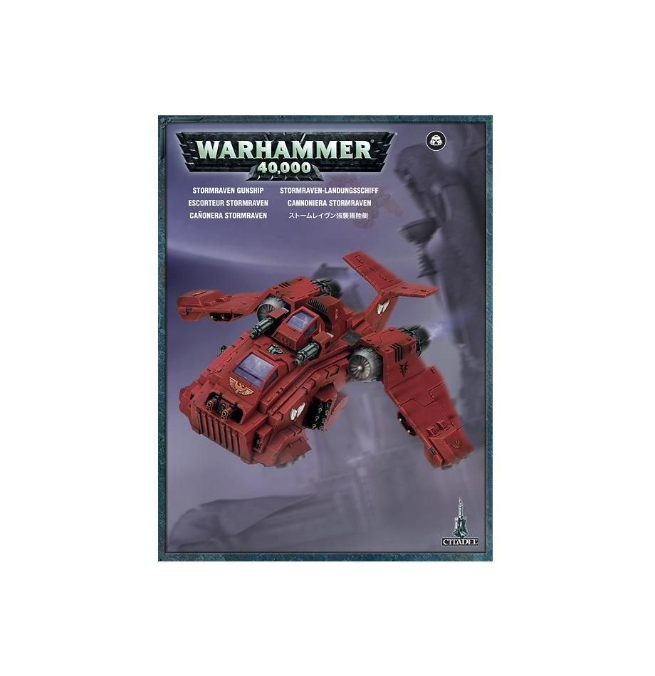 Games-Workshop Stormraven Gunship