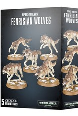 Games-Workshop Space Wolves Fenrisian Wolves