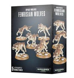 Games-Workshop Space Wolves Fenrisian Wolves