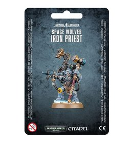 Games-Workshop Space Wolves Iron Priest