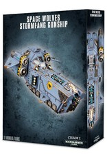 Games-Workshop Space Wolves Stormfang Gunship