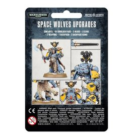 Games-Workshop Space Wolves Upgrades