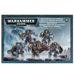 Games-Workshop Space Wolves Wolf Guard Terminators
