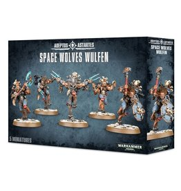 Games-Workshop Space Wolves Wulfen
