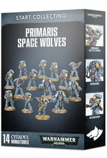 Games-Workshop Start Collecting! Primaris Space Wolves