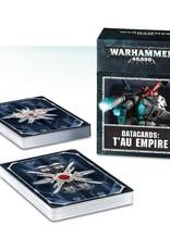 Games-Workshop Datacards: T'Au Empire (English)