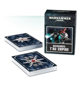Games-Workshop Datacards: T'Au Empire (English)