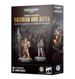 Games-Workshop Talons Of The Emperor: Valerian And Aleya