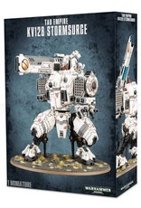 Games-Workshop Tau Empire Kv128 Stormsurge