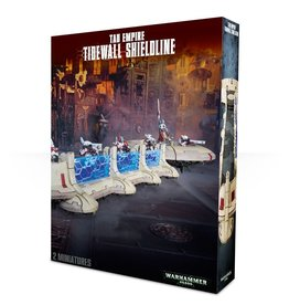 Games-Workshop Tau Empire Tidewall Shieldline