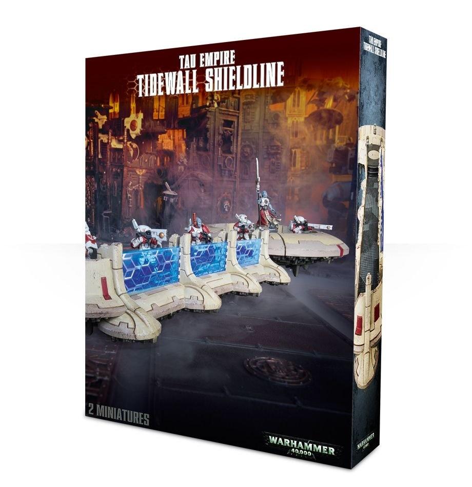 Games-Workshop Tau Empire Tidewall Shieldline