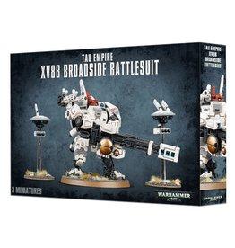 Games-Workshop Tau Empire Xv88 Broadside Battlesuit