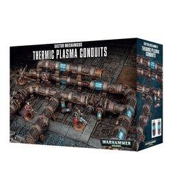 Games-Workshop Warhammer 40000: Thermic Plasma Conduits